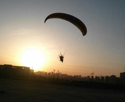 动力滑翔伞租赁