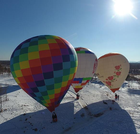 如何才能够顺利玩转热气球?