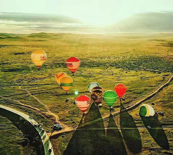 热气球有哪些用途