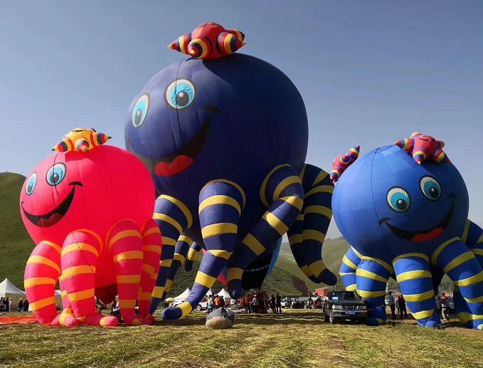 异形热气球租赁