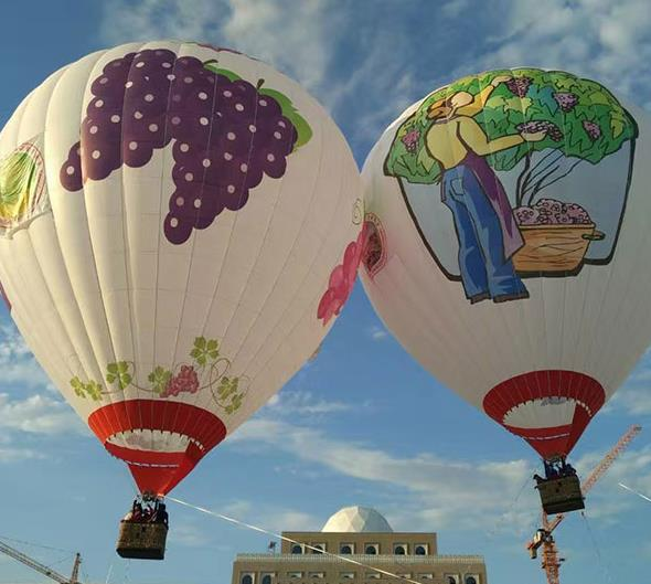 买热气球和租赁热气球的价格