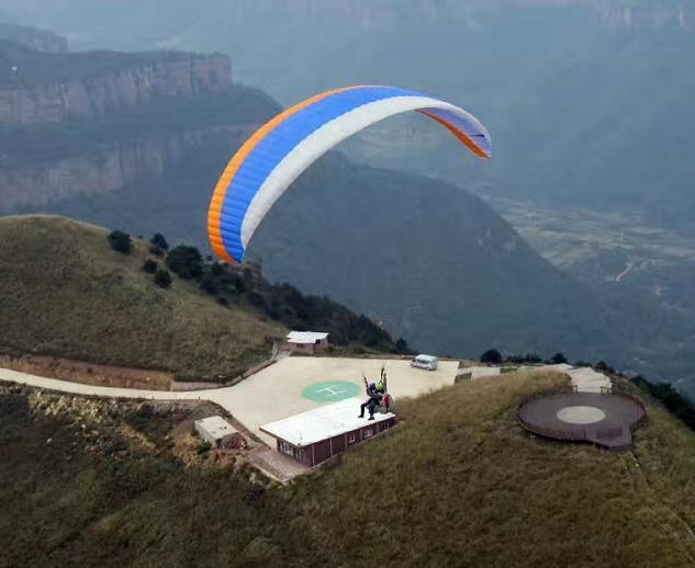 动力滑翔伞活动