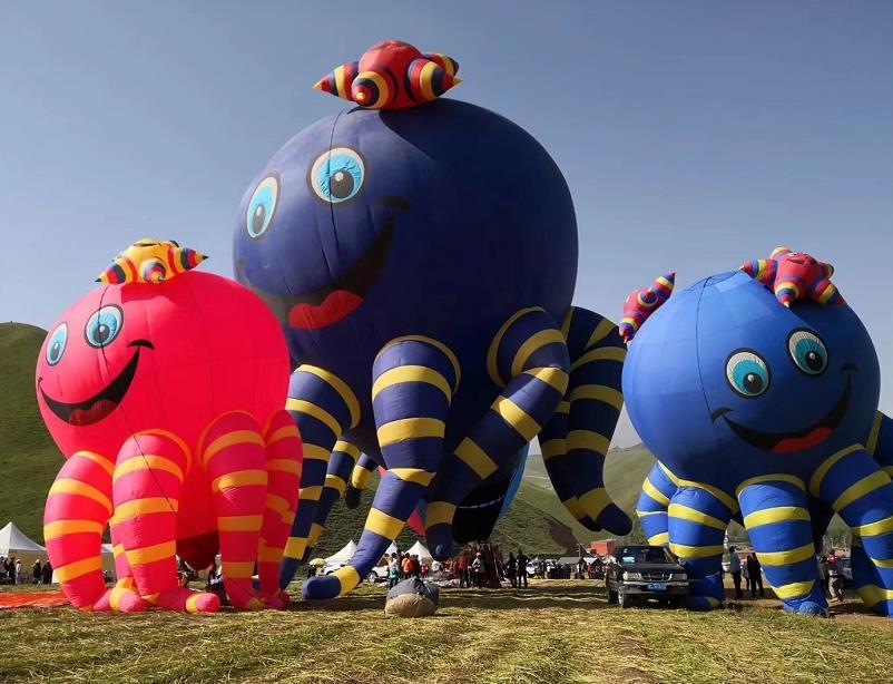热气球出租的好处及优势体现在哪里?